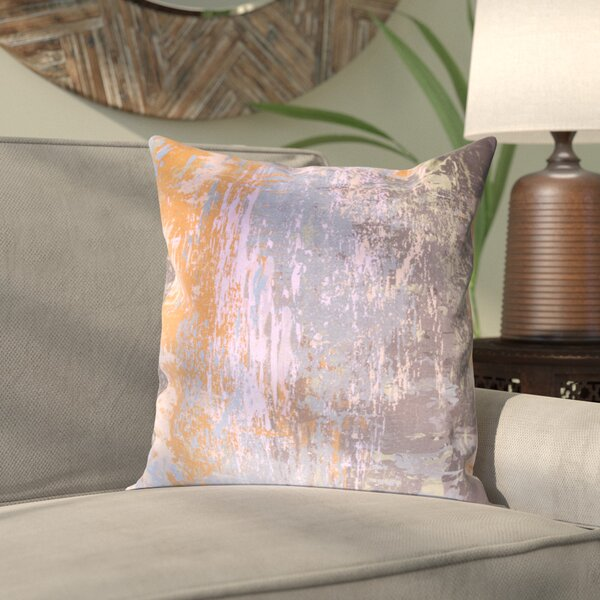 Mont-Dore 100% Cotton Throw Pillow Cover by Bungalow Rose